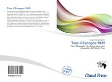 Capa do livro de Tour d'Espagne 1935