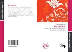 Bookcover of Mia electric
