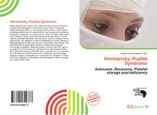 Bookcover of Hermansky–Pudlak Syndrome