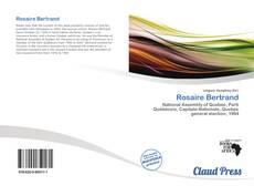 Couverture de Rosaire Bertrand