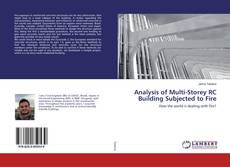 Capa do livro de Analysis of Multi-Storey RC Building Subjected to Fire