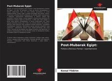 Bookcover of Post-Mubarak Egipt: