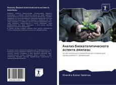 Bookcover of Анализ биокаталитического аспекта амилазы