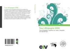Capa do livro de Tour d'Espagne 2006