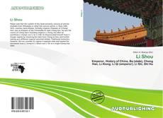 Capa do livro de Li Shou