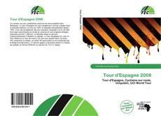 Capa do livro de Tour d'Espagne 2008