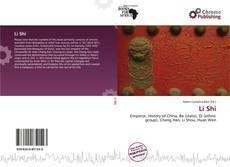 Capa do livro de Li Shi