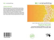 Vojtech Horváth kitap kapağı