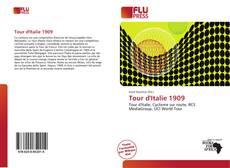 Capa do livro de Tour d'Italie 1909