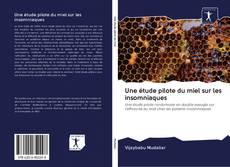 Bookcover of Une étude pilote du miel sur les insomniaques