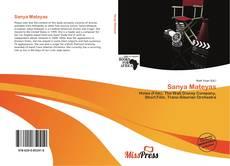 Buchcover von Sanya Mateyas