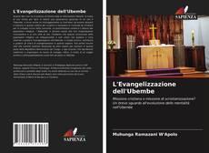 Buchcover von L'Evangelizzazione dell'Ubembe