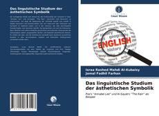 Bookcover of Das linguistische Studium der ästhetischen Symbolik