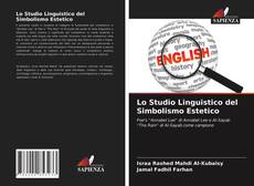 Couverture de Lo Studio Linguistico del Simbolismo Estetico