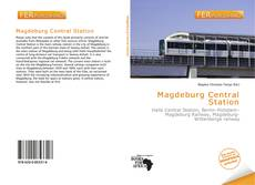 Bookcover of Magdeburg Central Station