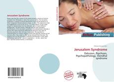 Bookcover of Jerusalem Syndrome