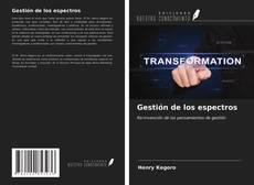Buchcover von Gestión de los espectros