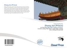 Bookcover of Zhang Jun (Prince)
