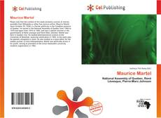 Maurice Martel的封面