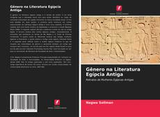 Buchcover von Gênero na Literatura Egípcia Antiga