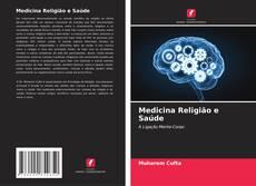 Capa do livro de Medicina Religião e Saúde