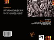Bookcover of Zhang Yaoling
