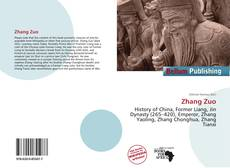 Bookcover of Zhang Zuo