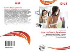 Kearns–Sayre Syndrome kitap kapağı