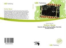 Bookcover of Esther Borja