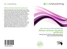 Обложка William Graham (Scottish politician)