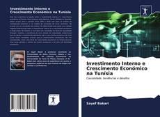 Capa do livro de Investimento Interno e Crescimento Económico na Tunísia