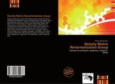 Portada del libro de Density Matrix Renormalization Group