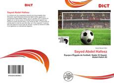 Bookcover of Sayed Abdel Hafeez