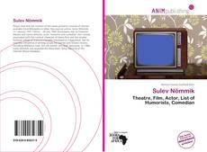 Buchcover von Sulev Nõmmik