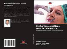 Bookcover of Évaluation esthétique pour la rhinoplastie