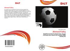 Bookcover of Ahmed Fathy