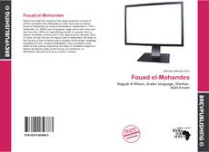 Fouad el-Mohandes kitap kapağı