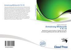 Обложка Armstrong Whitworth F.K.10