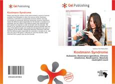 Bookcover of Kostmann Syndrome