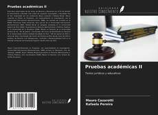 Copertina di Pruebas académicas II