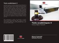 Copertina di Tests académiques II