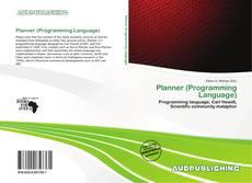 Borítókép a  Planner (Programming Language) - hoz
