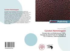 Copertina di Carsten Hemmingsen