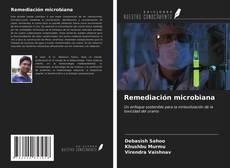 Bookcover of Remediación microbiana