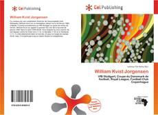 Couverture de William Kvist Jorgensen