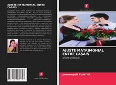 Capa do livro de AJUSTE MATRIMONIAL ENTRE CASAIS
