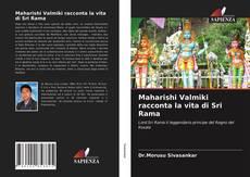 Buchcover von Maharishi Valmiki racconta la vita di Sri Rama