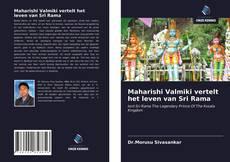 Buchcover von Maharishi Valmiki vertelt het leven van Sri Rama