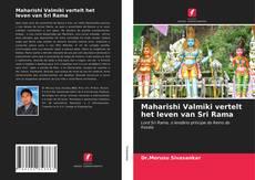 Bookcover of Maharishi Valmiki vertelt het leven van Sri Rama