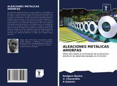 ALEACIONES METÁLICAS AMORFAS的封面